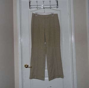 Pants - USED Tan & Black Pants